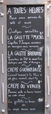 Garlettes
