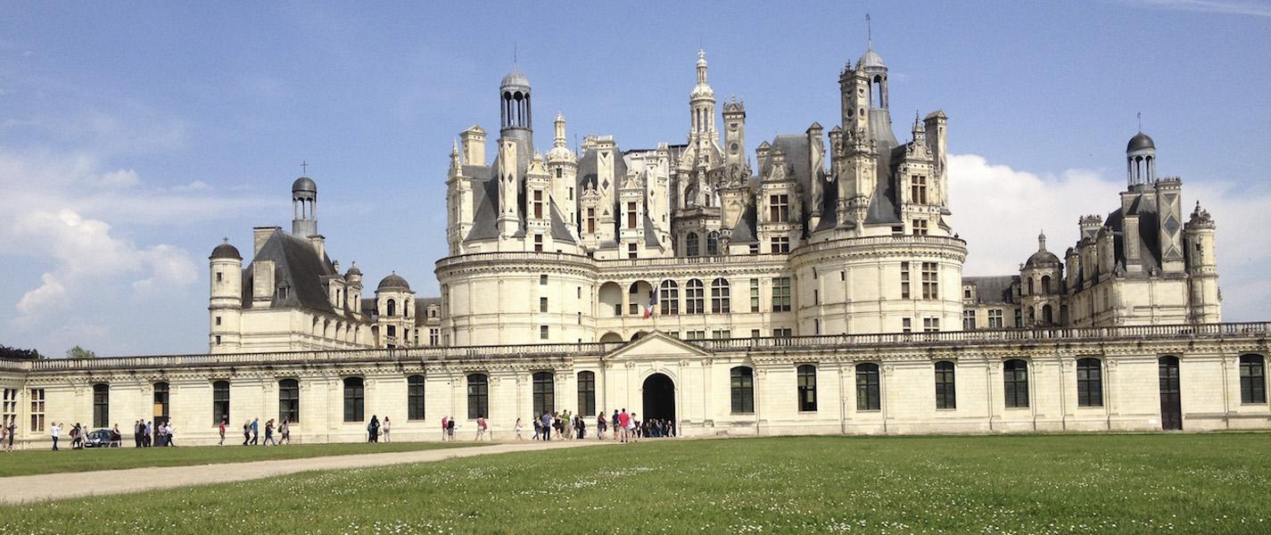 castillo-de-chambord-francia