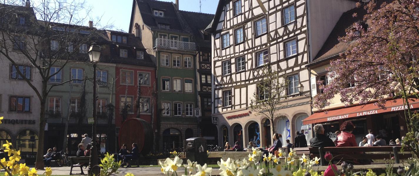 strasbourg-francia